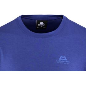 Mountain Equipment Groundup - Camiseta manga corta Hombre - azul